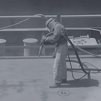 czyszczenie hal produkcyjnych, mebli drewnianych, elewacji budynków metoda sodowania
